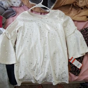car and Jack blouse NWT